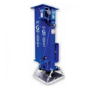 Source sismique GPEG-500 kg