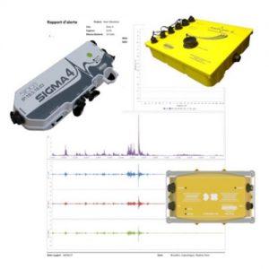 Seismic Vibrations Range Source